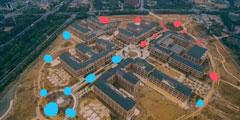 新校区神似《王者荣耀》大峡谷 网友:同学 开黑吗?