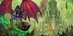 《魔兽》7.2.5萨格拉斯之墓Boss一览 深入燃烧军团!