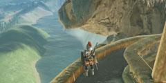 PC版《塞尔达:荒野之息》新实机演示 流畅运行游戏