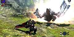 Switch版《怪物猎人XX》高清截图 分辨率提升更清晰