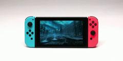 E3 2017:《上古卷轴5》Switch版演示公布 林克乱入