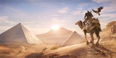 E3 2017:《刺客信条:起源》首批4K高清截图公布!