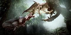 E3 2017:《怪物猎人世界》新截图 诱使怪物相互残杀