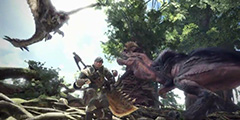 E3 2017:《怪物猎人世界》背景及系统相关情报公开