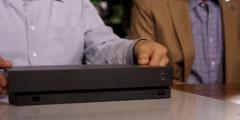 E3 2017:Xbox1 X内部构造展示 迄今最小的Xbox主机