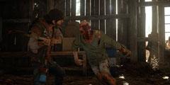 E3 2017:《往日不再》全新加长版演示 冰冷雪天战斗
