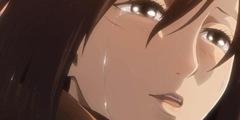 动画《进击的巨人》第二季已完结 三笠女神含泪表白