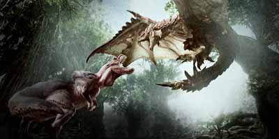 游侠早报:怪物猎人世界 实机演示《战地1》夜战演示