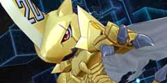 《数码宝贝:黑客的记忆》20周年纪念黄金数码兽登场