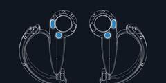 支持五指跟踪!Valve发布了Knuckles控制器细节
