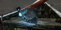 《战神4》奎托斯新武器解析 寒冰之斧究竟有什么来头
