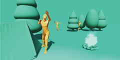 外星人与僵尸完美结合?《僵尸嗜好 VR》月底上线