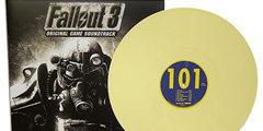 《辐射3》将推出原声黑胶唱片 本月底开售定价204元