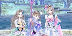PC/PS4绅士《BLUE 少女之剑》预告片&海量截图公布