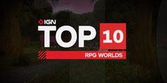 IGN评选游戏史上十大RPG世界 这些地方你都去过吗?