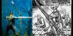 《黑暗之魂》《剑风传奇》Mod 黑暗风格精彩还原!