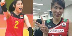 中国女排美女球员入日本籍 改名换姓为击败中国女排