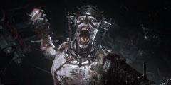 《COD14:二战》僵尸模式的截图 高细节恐怖怪异!