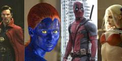 利润最高的16部超级英雄电影 钢铁侠3吸金近四亿!