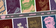 《梦幻老爹:老爸约会模拟》LMAO1.1汉化补丁发布!