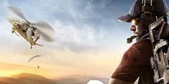 动作射击游戏《幽灵行动:荒野》免DVD光盘版发布!