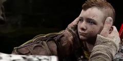 《战神4》感人视频演示 主角奎托斯新斧头背景强大