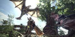 《怪物猎人世界》14种武器演示 展现丰富狩猎玩法!
