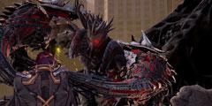 《血之暗号》公布新截图 小姐姐的吸血牙装形似尾巴