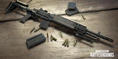 《绝地求生大逃杀》新武器公布 MK14狙击枪登场!