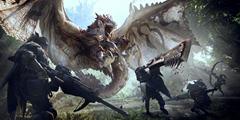 《怪物猎人世界》将以免费更新形式提供繁体中文字幕