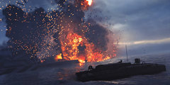 EA员工公布海量《战地1》新DLC美图 冰天雪地大作战