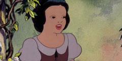 迪士尼公主们卸妆后长啥样?白雪公主你的眉毛呢!