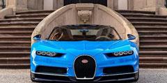 全球最高时速25款超跑 435公里/小时当选最快车型!