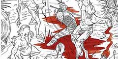 《巫师3》官方成人涂色书公布 国内亚马逊预售已开启