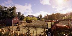 原生4K《真实农场模拟》公布 开放世界模拟农业人生