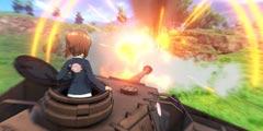 PS4《少女与战车》宣布推出中文版 中文宣传PV公开