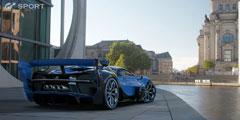《GT SPORT》最新试玩演示 看布加迪超跑赛道驰骋