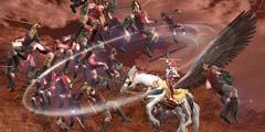 《火焰纹章无双》战斗系统详介 完全沿用武器属性相克