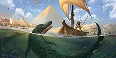 《刺客信条:起源》包含丰富驯兽系统 鳄鱼都能被驯化