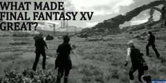 《最终幻想15:深渊魔兽》将9月发售 新情报截图曝光