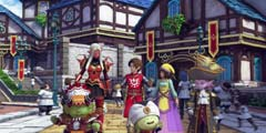 PS4《勇者斗恶龙10》即将8月17日发售 新拓展包公布