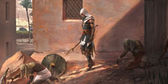育碧:《刺客信条:起源》主线剧情非常棒 PC版优化中