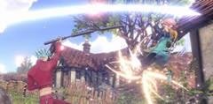 《七大罪:不列颠旅者》全新游戏截图 炫酷战斗场景