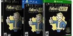 《辐射4》年度版将于9月26日推出 包含所有DLC内容