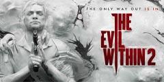 《恶灵附身2》公布最新扫图 废弃小镇大叔激战僵尸!