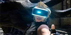 9月我们将迎来FF15 VR版的正片《FF15:深海魔兽》