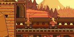像素模拟游戏《小小铁路》LMAO 2.0汉化补丁发布!