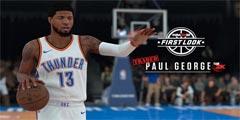 《NBA 2K18》部分球员评分公布 杜兰特96分居首!