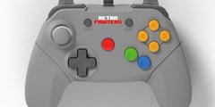 迟到了20年的精英手柄!N64主机将推出完全改良手柄
