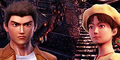 《莎木3》新的图片公开 主人公涼和莎花以及雄伟长城